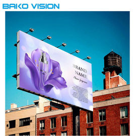 P5 P8 P10 IP65 Outdoor Waterproof Led Advertising Panels SMD High Brightness