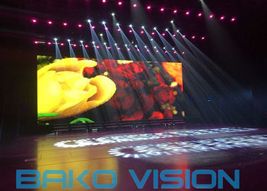 SMD Full Color (P2.97/P3.91/P4.81) Indoor Rental LED Video Display For Stage